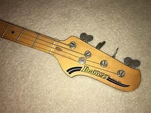 Vintage Ibanez Blazer Bass Custom 4