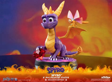 spyro pvc exclusive