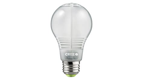 belkin and cree announce connected cree led bulb will