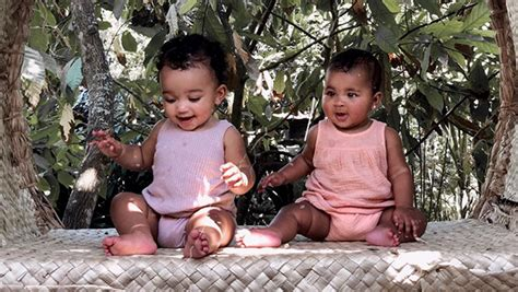 True Thompson & Chicago West Are The Cutest Bffs Ever