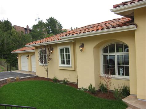 Mediterranean Exterior Stucco Colors
