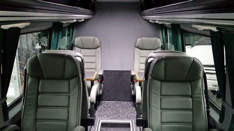 Luxury Mini Bus Hire In Liverpool At Great Rates