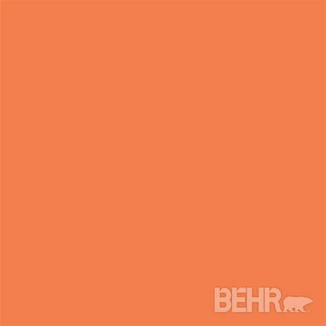 Paint Color Pumpkin by Behr 174 Paint Color Harvest Pumpkin 220b 6 Modern Paint