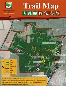 Interpretive Center  U0026 Trails  U2013 Welcome To Baltimore Woods Nature Center