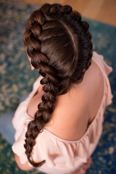 crown braids cute girls hairstyles