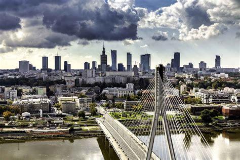 Mi experiencia Erasmus en Varsovia Experiencia Erasmus