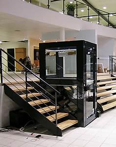 Ascenseur Exterieur Pour Handicapé Prix : monte charge steppy de vimec ~ Premium-room.com Idées de Décoration