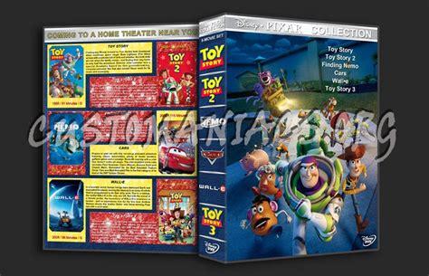 Disney • Pixar Collection Dvd Cover