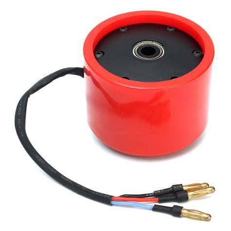 Easy Electric Motor by Diy Electric Pu Skateboard Easy Assemble Wheel 5065 Motor