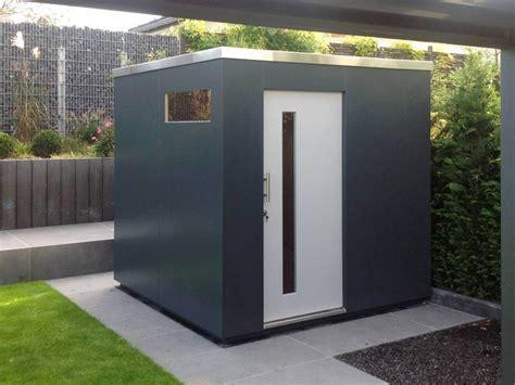 Herrlich Moderne Gartenhauser Gartenhaus Modern Swalif