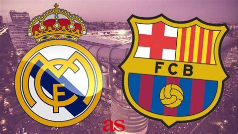 real madrid  barcelona      times
