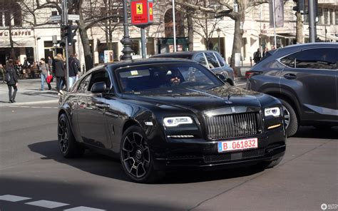 rolls royce wraith black badge rolls royce wraith black badge 9 march 2017 autogespot