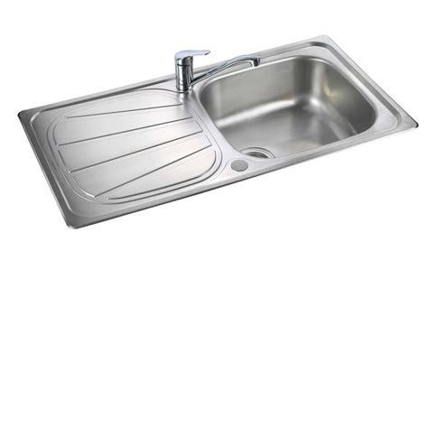 rangemaster baltimore bl stainless steel sink
