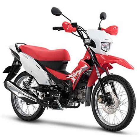 honda motorcycle xrm 125 ds fi emcor