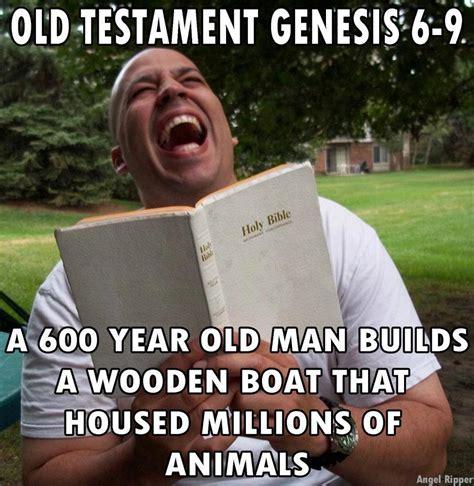 Atheist Meme - the laughing atheist know your meme