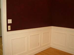 wainscoting - définition - What is