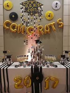 21 Awesome Graduation Party Decorations and Ideas - crazyforus