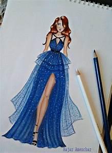 Hajar Amenchar Drawing
