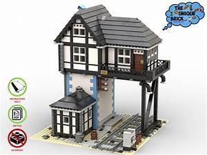 Aufbewahrungsbox Für Lego : eisenbahn stellwerk pdf bauanleitung f r lego steine 71006 10244 71016 ebay ~ Buech-reservation.com Haus und Dekorationen