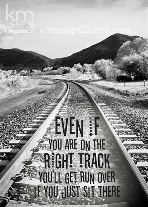 train track quotes quotesgram