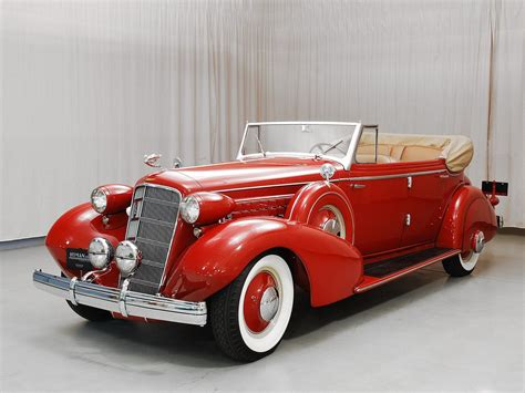1935 cadillac 355 d convertible sedan hyman ltd classic