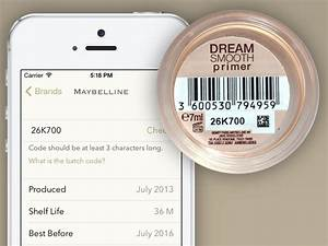 beauty keeper manage your beauty products with style With cosmetic batch code