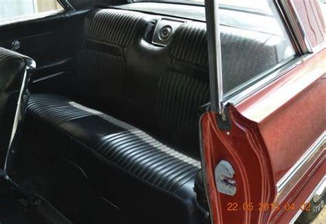 find   impala  ss bucket seats  console