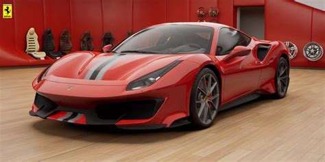 Hot New Ferrari 488 'pista' Model Details Leaked Fcauthority
