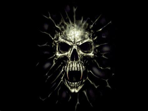 Harley Davidson Number One Skull Logo