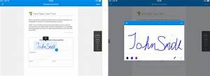 Best document signing apps for ipad sign and send no pen for Sign documents app free