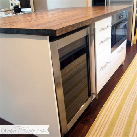 how to make a kitchen island with base cabinets kitchen island tutorial