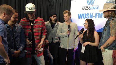 Florida Georgia Line & Backstreet Boys Talk Selling Out
