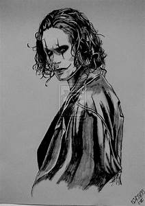 Eric Draven by lillim89 on DeviantArt