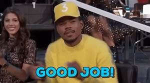 Good Job GIFs - Find & Share on GIPHY
