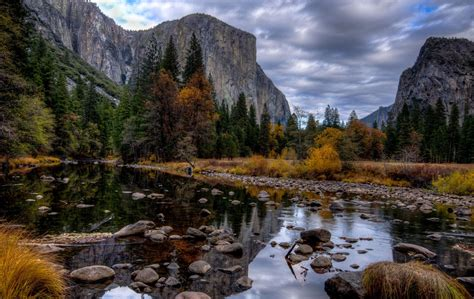 Yosemite National Park Sierra Nevada United States