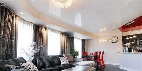 Pros and Cons of Stretch Ceiling (Part 2)   Home Interior