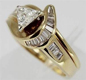 engagement rings quotin stockquot estate 14kt yellow gold With estate wedding rings