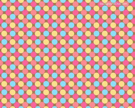 polka dot design pink and purple polka dot wallpaper