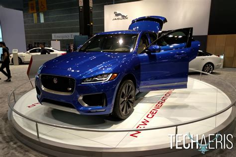 auto jaguar fantastic 2016 chicago auto show media day wrap up