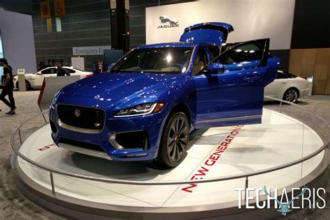 car jaguar fantastic 2016 chicago auto show media day wrap up