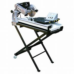 Tile Saw - Tile Saw Cutter 10 Inch Wet Cutting Blade 27