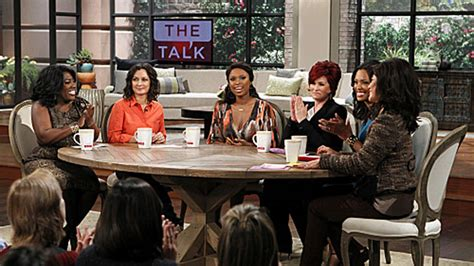 Cbs' 'the Talk' Sued  Hollywood Reporter