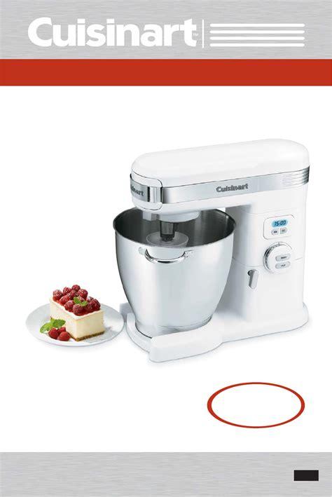 cuisinart coffee maker self clean cuisinart mixer sm 70 user guide manualsonline com