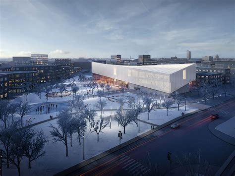 latvia museum of contemporary design competition e architect