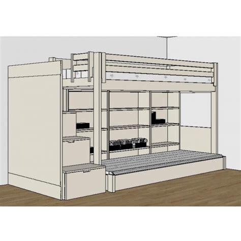 lit mezzanine bureau ado chambre complete pour enfants ados avec lit mezzanine