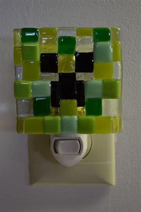 Minecraft Bedroom Light by Minecraft Creeper Light For 9 Year Olds Room