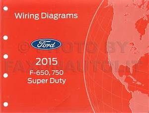 2015 F650  F750 Wiring Diagram