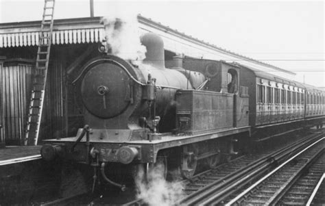 north london railway pictures   edgware highgate
