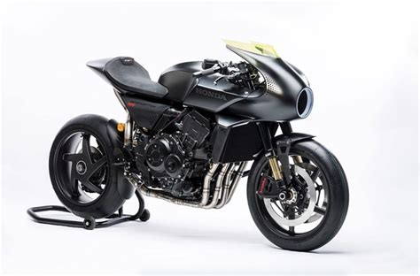New 2019 Honda Cb4 Interceptor Concept Motorcycle Unveiled