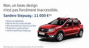 Dacia Logan Prix : sandero stepway prix gamme dacia dacia france ~ Gottalentnigeria.com Avis de Voitures